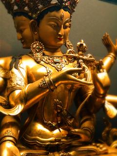 44鶴井筒ネパール博物館.JPG