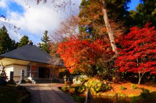 会津大仏願成寺庭園と大仏堂s☆DSC04865.jpg
